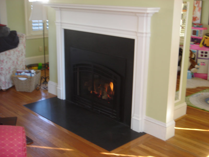 Gas Fireplace Insert Hingham Ma Fireplaces